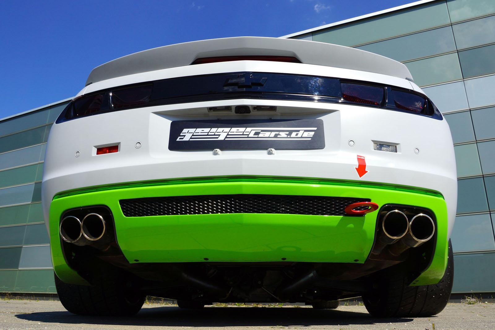 Foto de Geigercars Chevrolet Camaro LS9 (7/18)