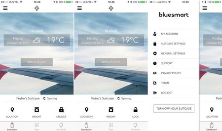 App Bluesmart One 2