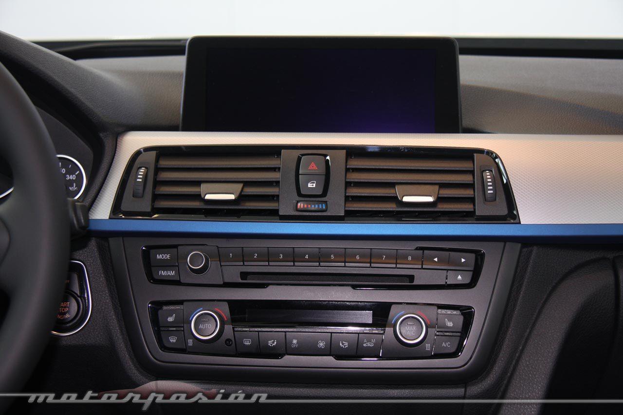 Foto de BMW Serie 3 GT (Presentación estática) (14/43)