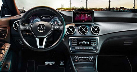 Mercedes-Benz Clase CLA 2013, teaser