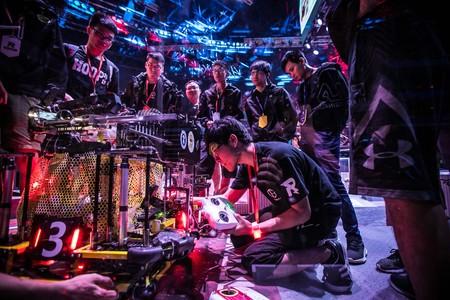RoboMaster Shenzhen 2018, cuando los deportes de ingenieros reinen sobre la Tierra