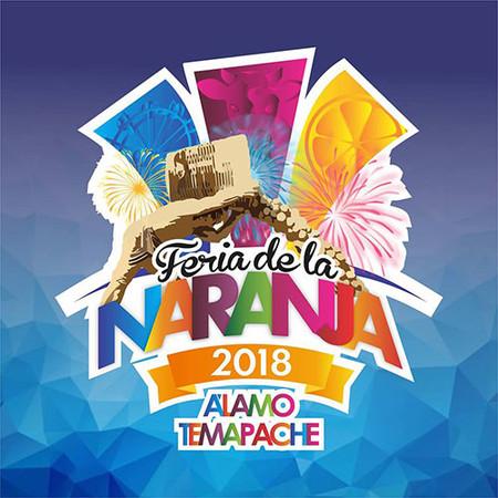 Feria De La Anaranja Alamo Temapache 2018 Vf