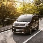 El Fiat Qubo se renueva manteniendo su aspecto funcional y sumando tecnología