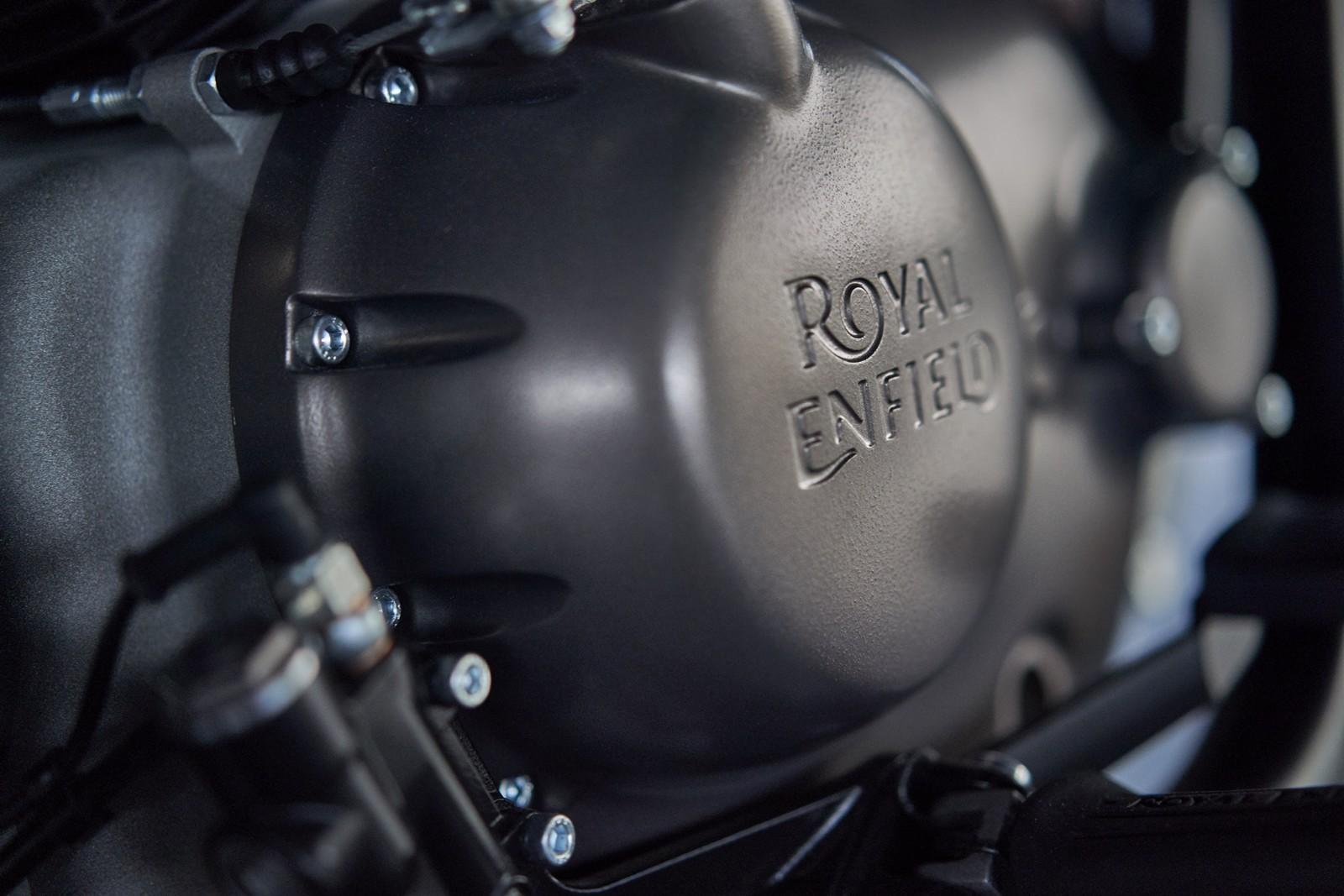 Foto de Royal Enfield KX Concept 2019 (63/81)