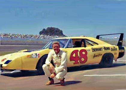James Hylton planea participar en la NASCAR a sus 74 años