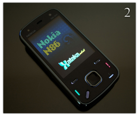 Nokia N86 8MP, análisis (segunda parte)