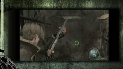 Tráiler oculto de Resident Evil 4 para Wii