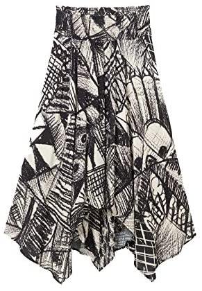 Desigual Skirt Kingsley Falda para Mujer