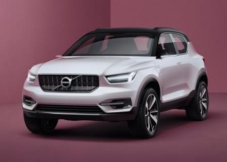 Volvo 40 Concept, el XC40 (y alguna otra sorpresa) que (no) estabas esperando