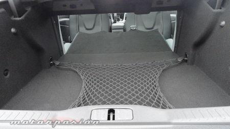 Peugeot RCZ 2013 2.0 HDi, maletero