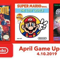 Super Mario Bros.: The Lost Levels, Punch-Out!! y Star Soldier se unirán a los clásicos de NES en Nintendo Switch en abril