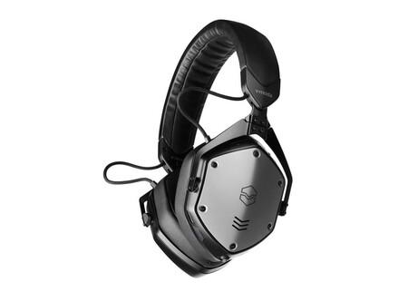 Auriculares V-MODA M-200: Bluetooth 5.0, cancelación activa de ruido y hasta 20 horas de autonomía