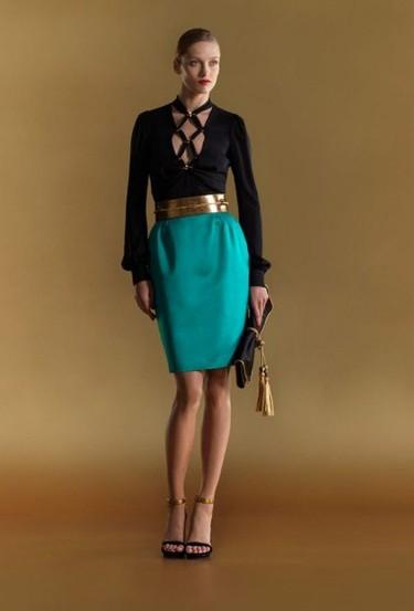 Let´s Gucci girls! Lookbook Primavera-Verano 2011