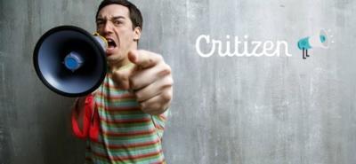 Critizen, desahógate y critica a cualquier empresa, marca o establecimiento