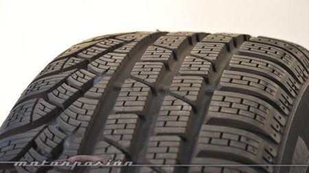 Pirelli Winter Sottozero II, detalle
