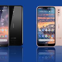 Nokia 3.2 y Nokia 4.2, así es su nueva gama de entrada con Android One
