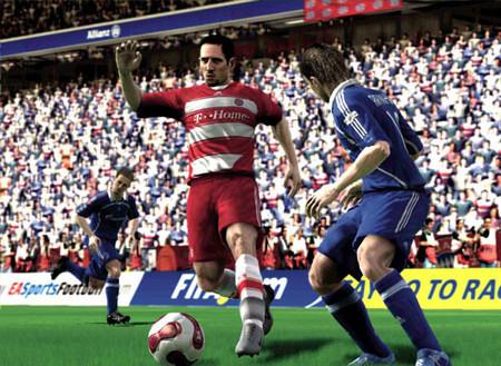'FIFA 09' se presenta en Barcelona y deja un buen sabor de boca