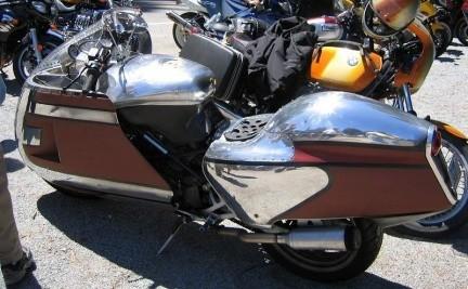 Ducati Dustbin