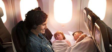 Air New Zealand anuncia unos asientos para padres e hijos y está todo el mundo alucinando