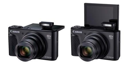 Canon Powershot Sx740 Hs 6