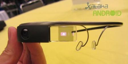 Google Glass, toma en contacto
