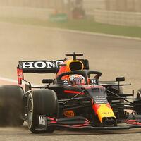 Max Verstappen lidera, el Mercedes se avería y el Alpine sin Fernando Alonso empieza tercero los test de Fórmula 1