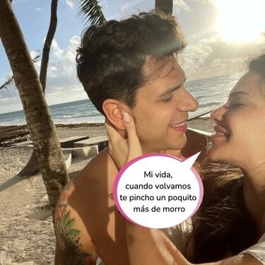 Diego Matamoros y Carla Barber, a todo tren: el impactante pastizal que se han gastado en su viaje a México