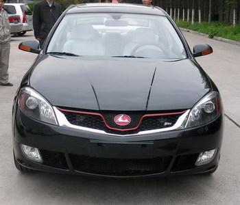 Changfeng Qi Ling CP1A, el Subaru Impreza STi versión china