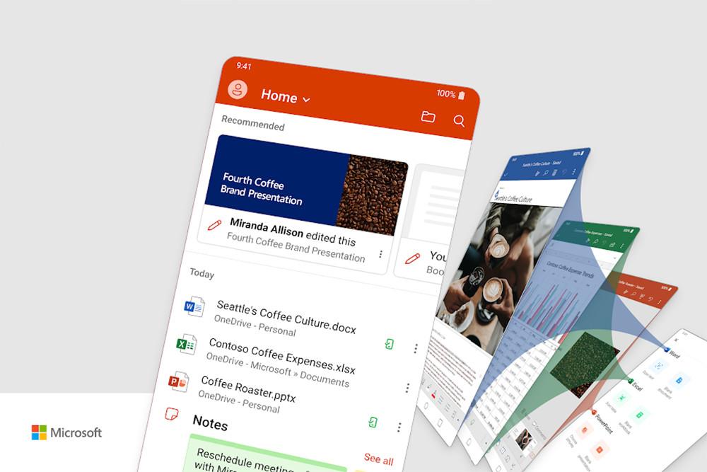 El reciente Microsoft™ Office™ para Android™ ya disponible: Word, Excel y PowerPoint en alguna única aplicación