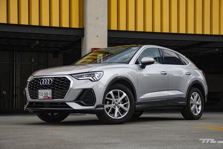 """Audi Q3 Sportback Select 35 TFSI, a prueba: no sólo adopta la tendencia de los """"SUV coupé"""", la ejecuta de la mejor forma"""