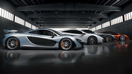McLaren MSO ofrece más opciones de personalización para los 650S y 625C