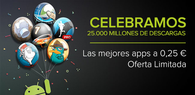 Las mejores apps a 0,25 €