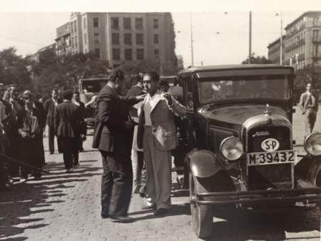 Calle Atocha Madrid Julio 1936 Fotojosemariadiazcasariego