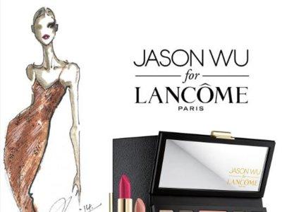 Llega la colección de Lancôme firmada por Jason Wu, ¿qué hay de nuevo?