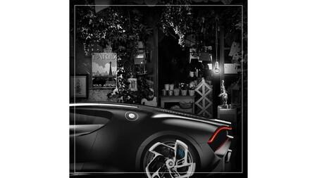 Bugatti La Voiture Noire Final Version Final Lanzamiento 1