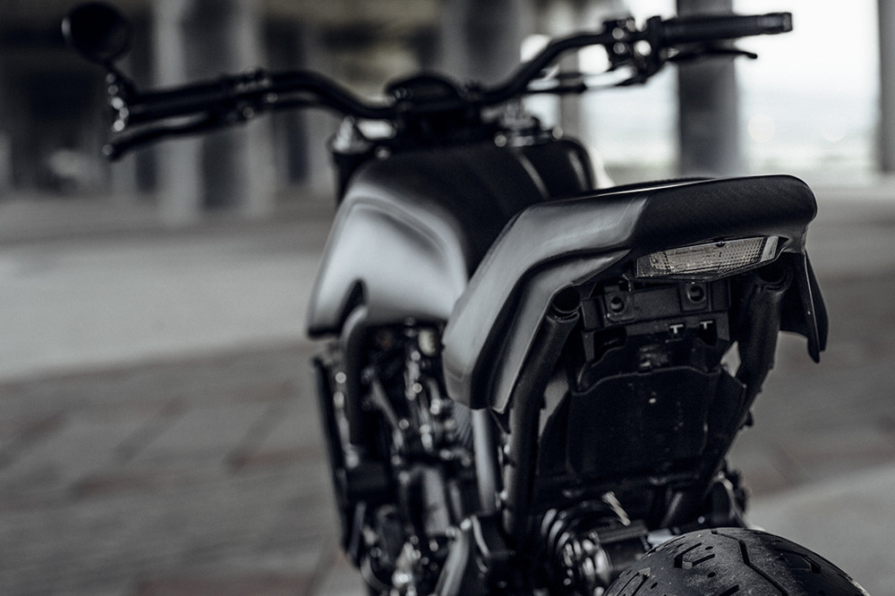 Foto de Yamaha XSR700 Flying Phantom Rough Crafts (1/21)