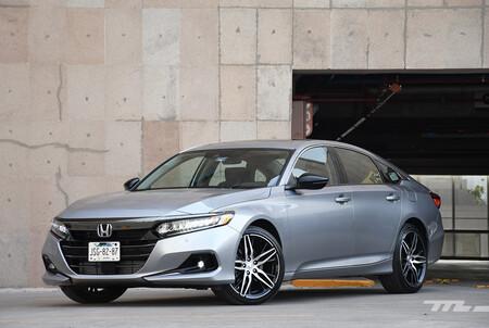 Honda Accord 2021 Opiniones Prueba Mexico 6