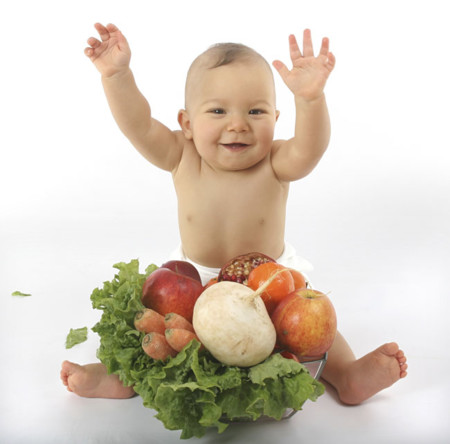 Dieta Equilibrada Ninos