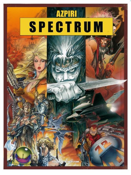 Spectrum El arte de los videojuegos