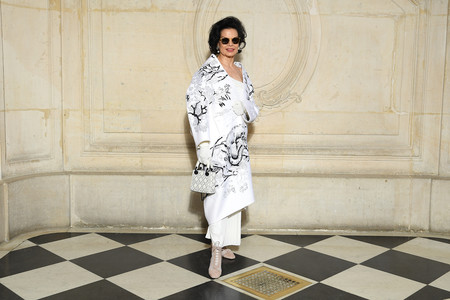 Dior Autumn Winter2019 2020 Bianca Jagger