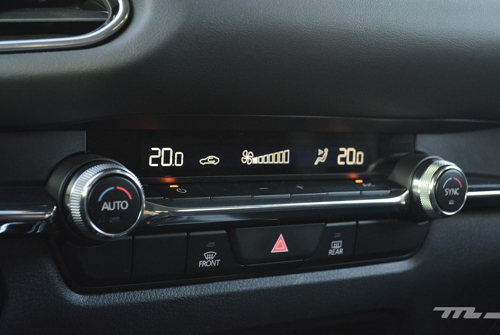 Foto de KIA Seltos vs. Mazda CX-30 (comparativa) (22/32)