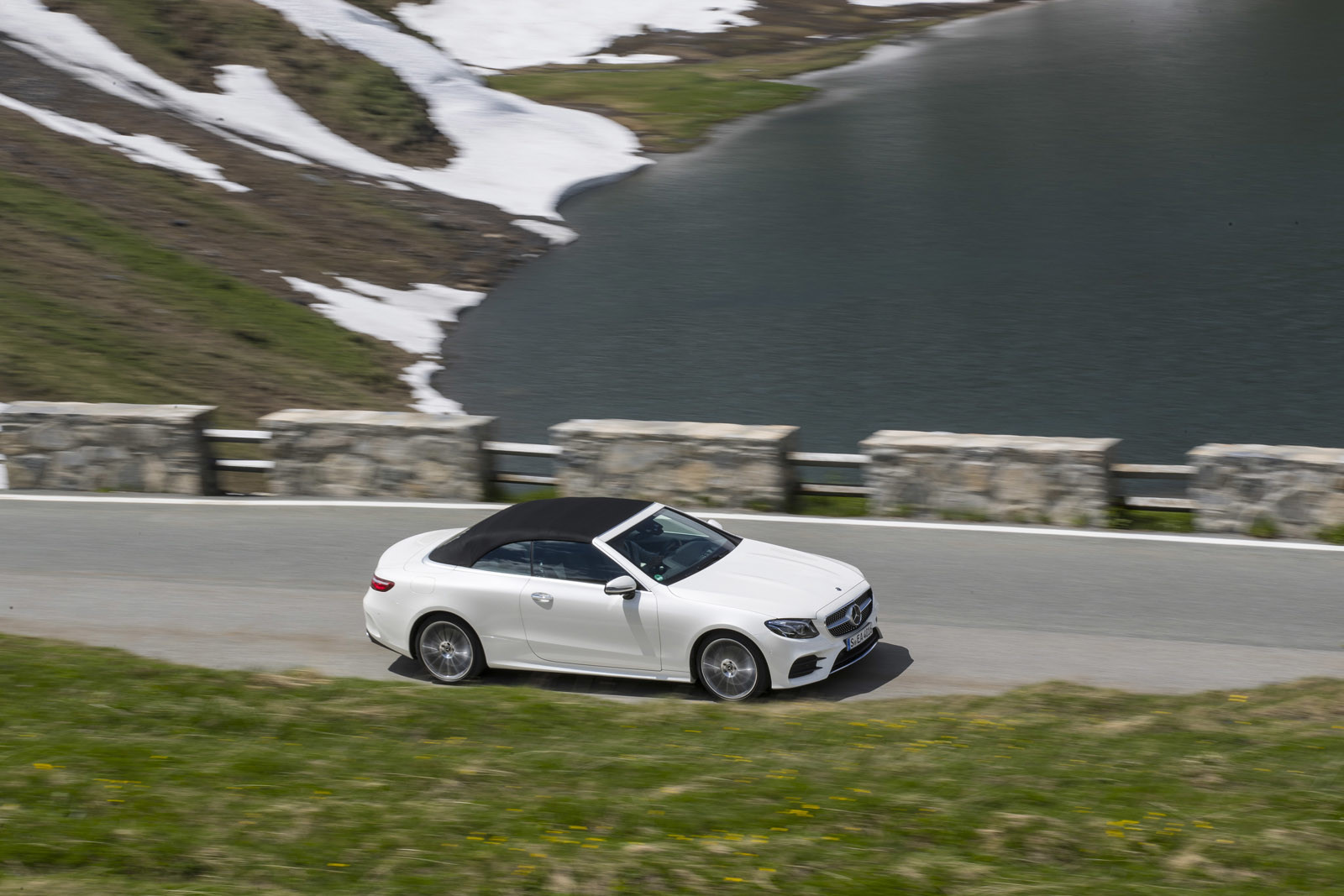Foto de Mercedes-Benz Clase E Cabrio, toma de contacto (85/156)