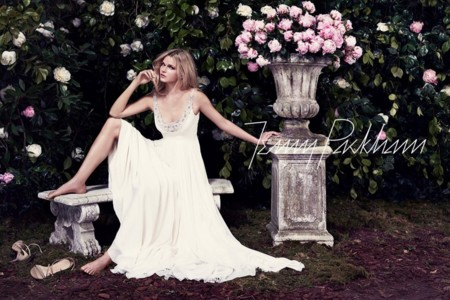 Jenny Packham Spring Summer 2016 Bridal Ad Campaign01