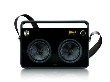 TDK Boombox un equipo de sonido portátil que nos lleva a los 80