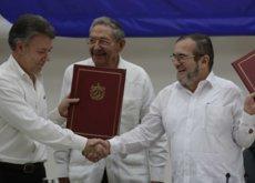 Esto es lo que las FARC y el gobierno han acordado para poner fin al conflicto armado en Colombia