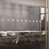 BO-LA, lámpara de techo moderna e inspiradora de MILAN iluminación