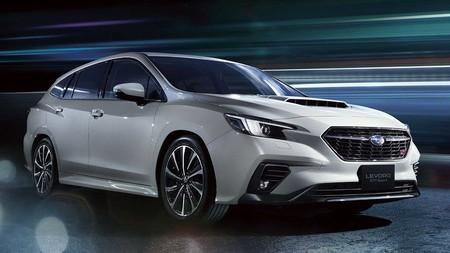 Subaru Levorg 2021 revela sus fotos oficiales y nos da un adelanto de cómo será la futura generación del WRX