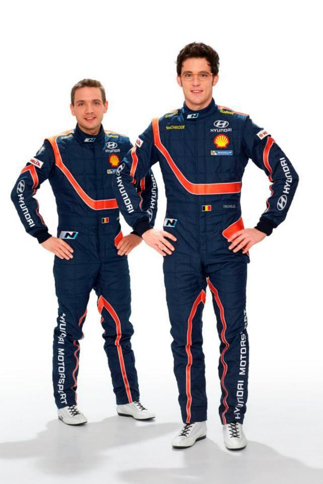 Foto de Hyundai Shell World Rally Team (16/22)