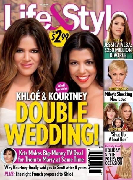 Doble ración de Kardashian
