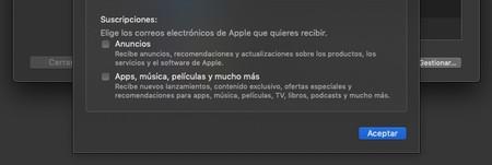 Promo Apple Macos